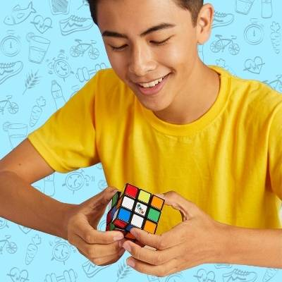 Online Rubik's Cube Classes for Kids| Bambinos